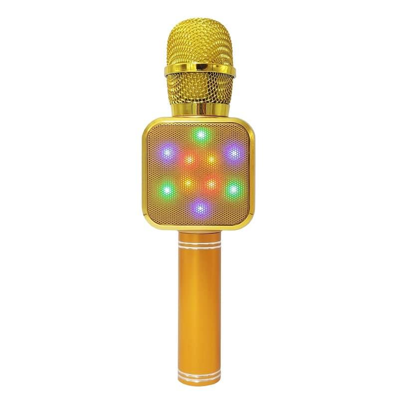اسپیکر میکروفون مدل LY-889 رقص نور دار