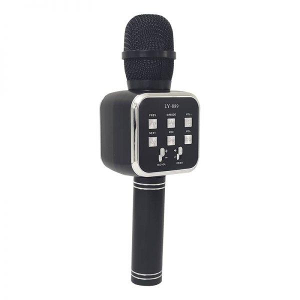 اسپیکر میکروفون مدل LY-889 مشکی