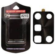محافظ فلزی لنز دوربین سامسونگ A21 اس
