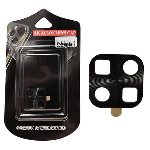 محافظ لنز دوربین فلزی ردمی نوت 9