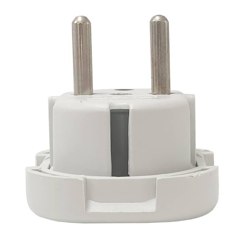تبدیل برق 3 به 2 اطلس سفید