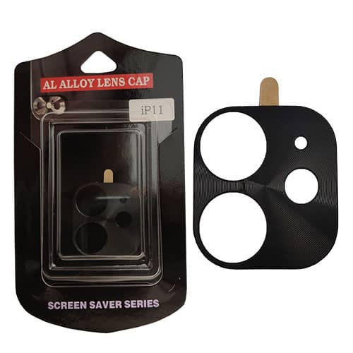 محافظ فلزی لنز دوربین آیفون 11