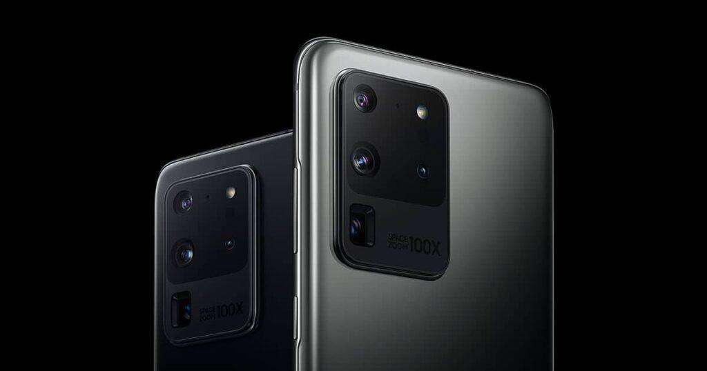 اضافه شدن یکی از قابلیت های دوربین گلکسی S21 به گوشی S20 و Note 20