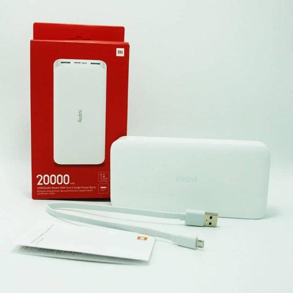 پاوربانک 20000 شیائومی نسخه GLOBAL فروش عمده