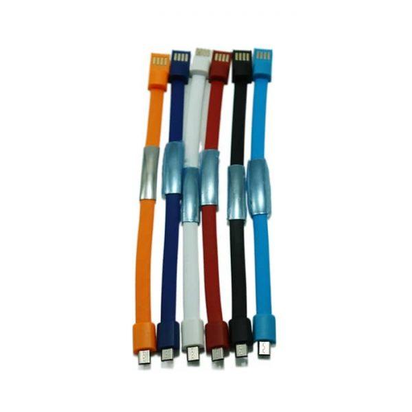 کابل پاوربانکی میکرو دستبندشو