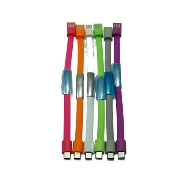 کابل پاوربانکی تایپ سی دستبندشو
