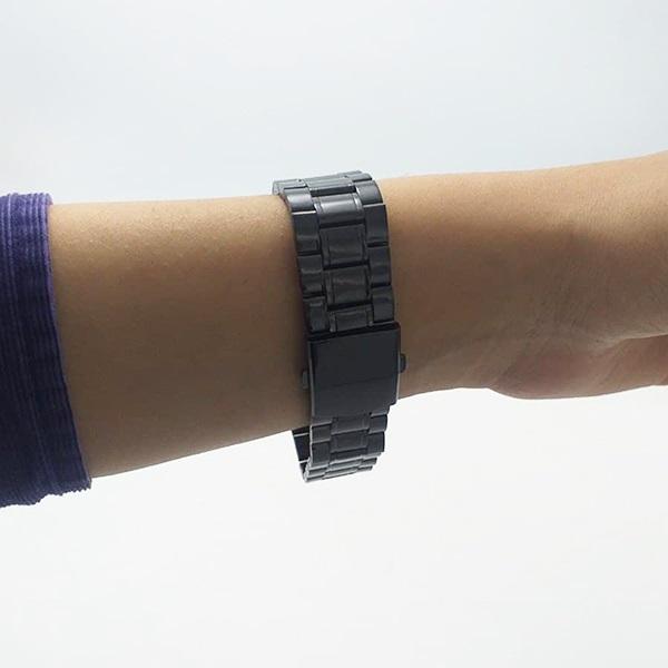 ساعت هوشمند Z27 بند فلزی