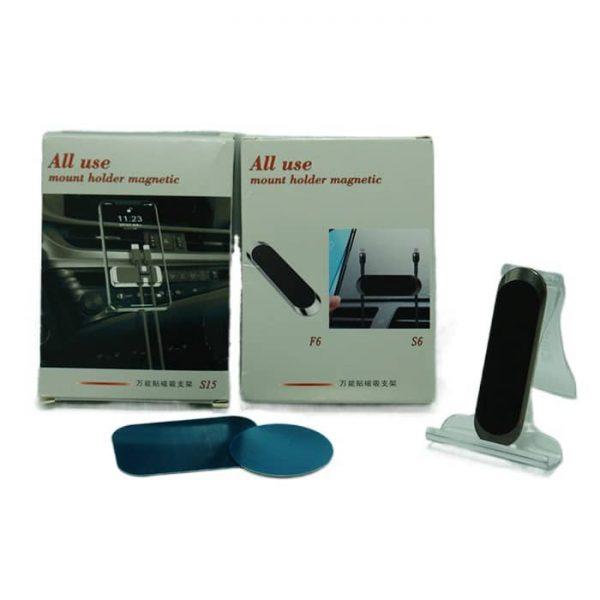 نگهدارنده موبایل مگنتی ALL USE F6